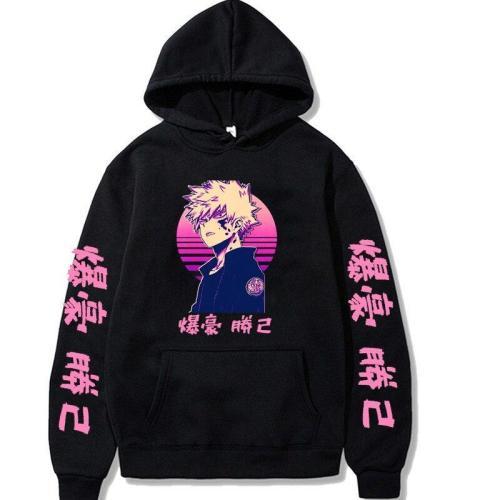 My Hero Academia Anime Cosplay Todoroki So Pullover Sweatshirts Boku No Hero Izuku Midoriya Hoodie