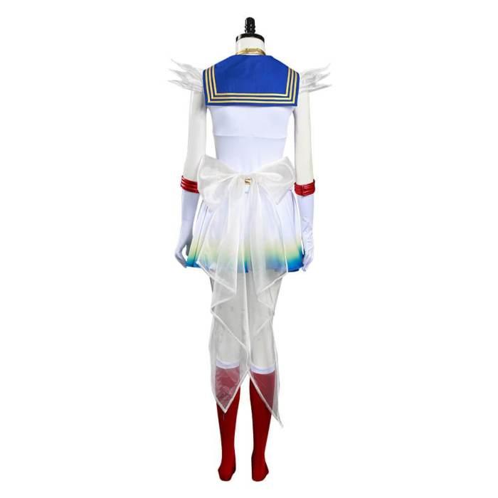 Eternal Tsukino Usagi Cosplay Costume Dress Outfits Halloween Costumes
