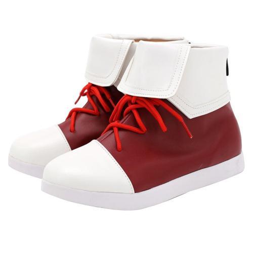 Animetenkuu Shinpan/High-Rise Invasion-Mayuko Nise Boots Halloween Costumes Accessory Custom Made Cosplay Shoes