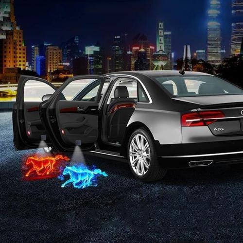 Universal Wireless Car Door Led Projector Light
