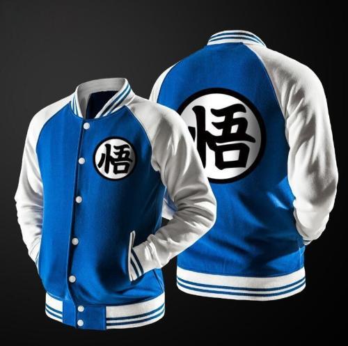 Dragon Ball Z Goku Premium Jacket
