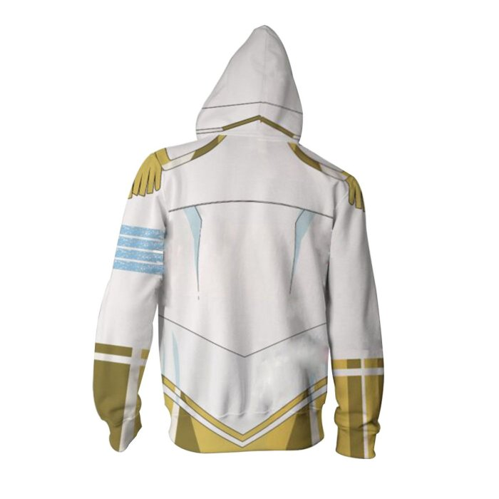 Ssss.Dynazenon Anime Badger Cosplay Unisex 3D Printed Hoodie Sweatshirt Jacket With Zipper