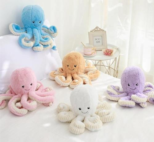 Octopus Plushies