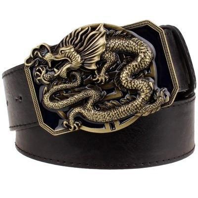 Dragonking Leather Belt