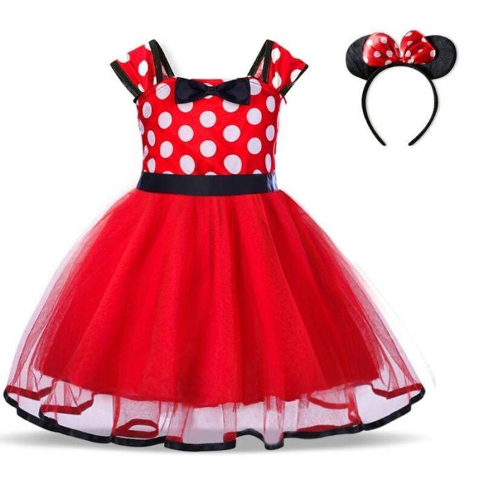 Baby Girls Sequin Dress Princess Birthday Party Kids Halloween Carnival Cosplay Costume