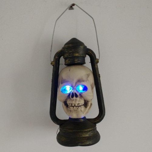 Halloween Party Decoration Horror Skull Portable Lantern