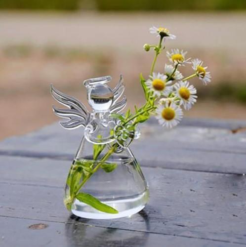 Guardian Angel  - Flower Vase