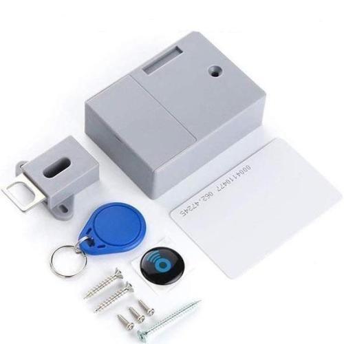 Smart Induction Drawer Lock