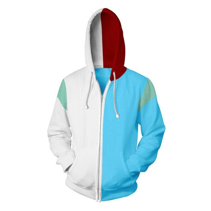 My Hero Academia Anime All Style Cosplay Unisex 3D Printed Hoodie Sweatshirt Pullover