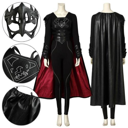 Samantha Arias Reign Supergirl Season 3 Cosplay Costume