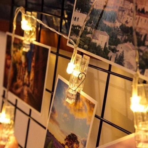 Pograph String Lights