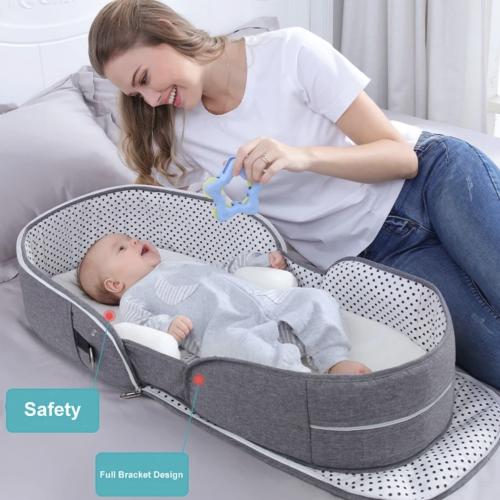Portable Sleeping Baby Bed