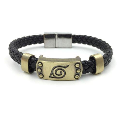 Naruto Konoha Wristband