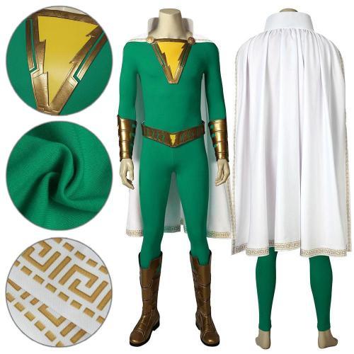 Pedro Pena Shazam! Cosplay Costume