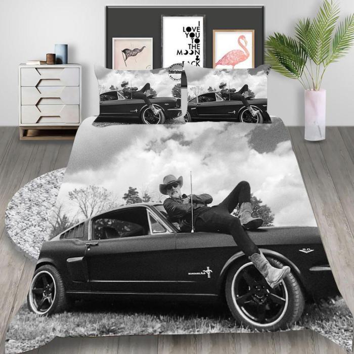 The Walking Dead Season 11 Cosplay Bedding Set Duvet Cover Pillowcases Halloween Home Decor
