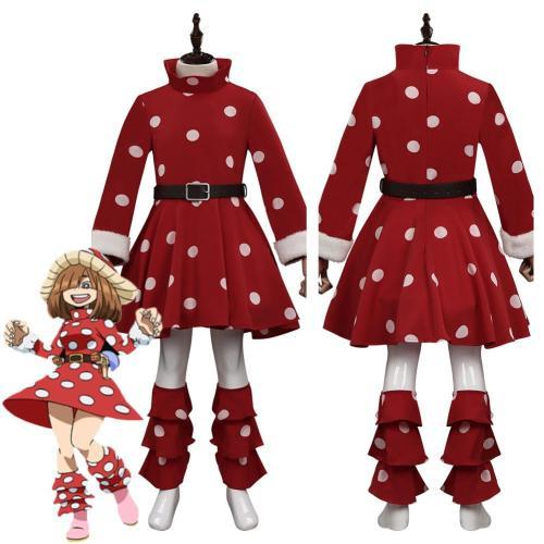 My Hero Academia S5 Kids Children Kinoko Komori Outfits Cosplay Costume