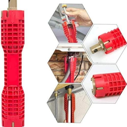Multifunctional Installation Key
