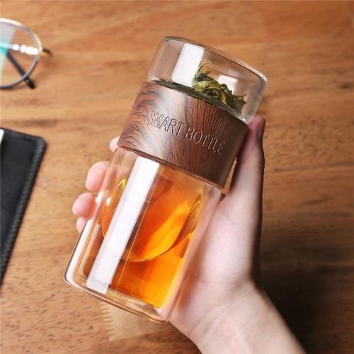 Portable Glass Tea Infuser