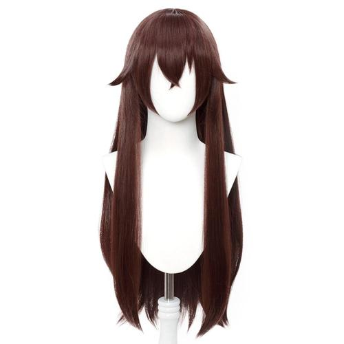 Genshin Impact Amber Heat Resistant Synthetic Hair Carnival Halloween Party Props Cosplay Wig