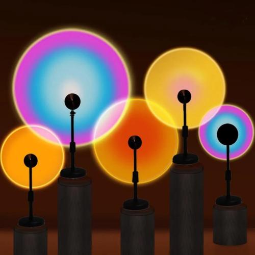 Sun Glow Lamp