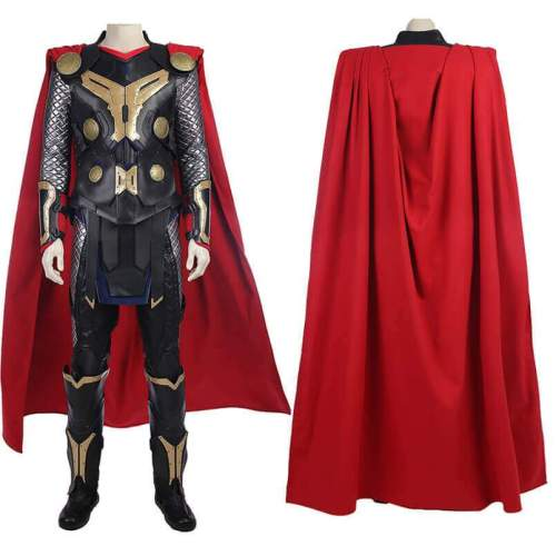 Thor 2 Avengers Age Of Ultron Thor The Dark World Thor Odinson Outfit