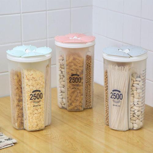 Kitchen Multi-Grain Food Grain Snack Storage Tanks