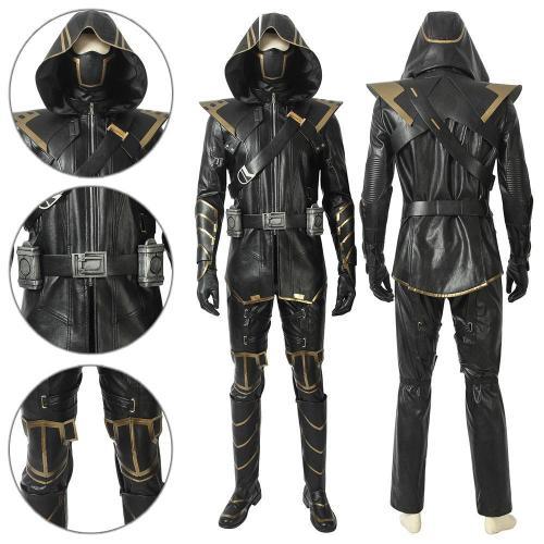 Hawkeye Clinton Francis Barton Avengers: Endgame Cosplay Costume