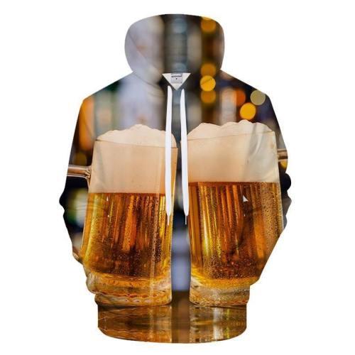 Have A Beer 3D Sweatshirt Hoodie Pullover