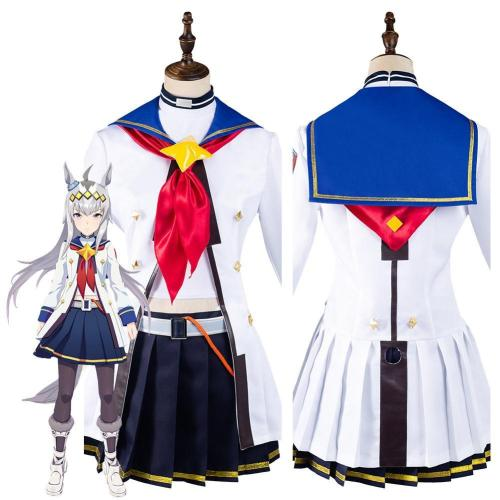 Pretty Derby Oguri Cap Dress Outfits Halloween Carnival Suit Cosplay Costume