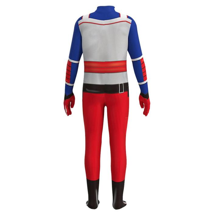 Henry Danger - Henry Jumpsuit Halloween Carnival Suit Cosplay Costume