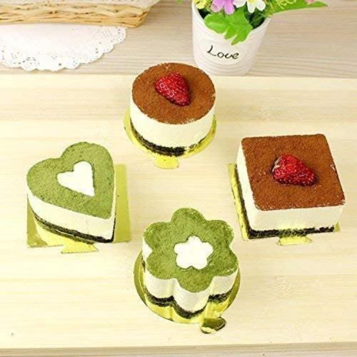 Stainless Steel Mini Cake Molds