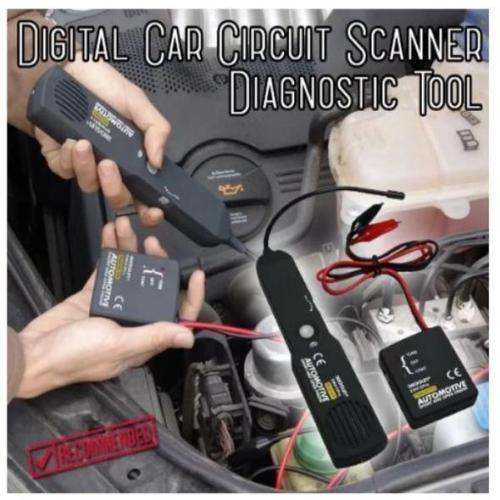 Digital Car Circuit Scanner - Diagnostic Tool