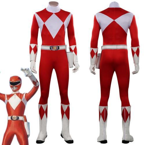 Anime Kyoryu Sentai Zyuranger - Geki Bodysuit Outfits Cosplay Costume Halloween Carnival Suit