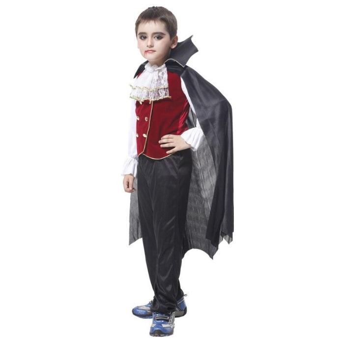 Halloween Purim Holiday Carnival Party Bat Vampire Costumes For Boy Girl Short Fantasia Infantil Anime Cosplay