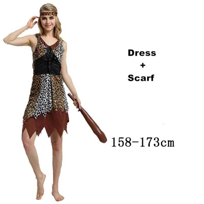 Sale Cosplay Indian Halloween Costumes For Men ,Supplies Indian Dress For Women,Couples Costume Pocahontas Adult Fancy Dress