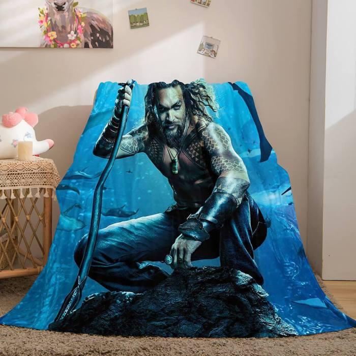 Super Star Flannel Fleece Throw Cosplay Blanket Comforter Bedding Sets