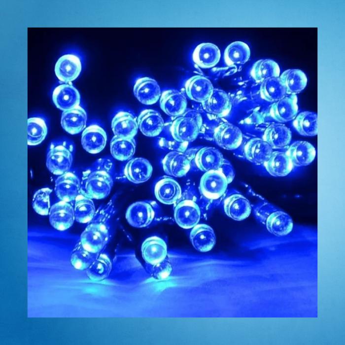 Solar-Power Led Fairy Light Strings