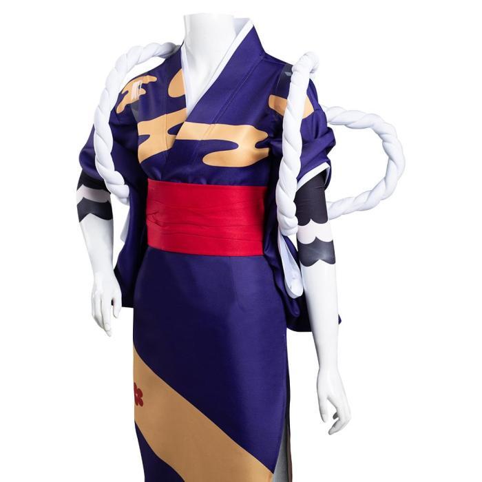 Star Wars: Visions Lop And Ocho - Ocho Halloween  Cosplay Costume
