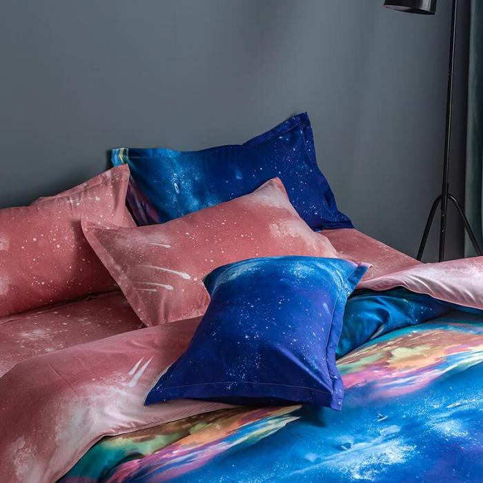 Galaxy Comforter Bedding Sets Duvet Covers Pillow Slips Bed Sheets