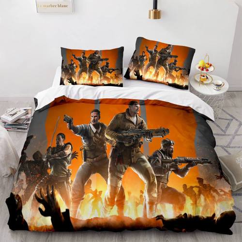 Call Of Duty Bedding Set Quilt Cod Duvet Covers Comforter Bed Sheets