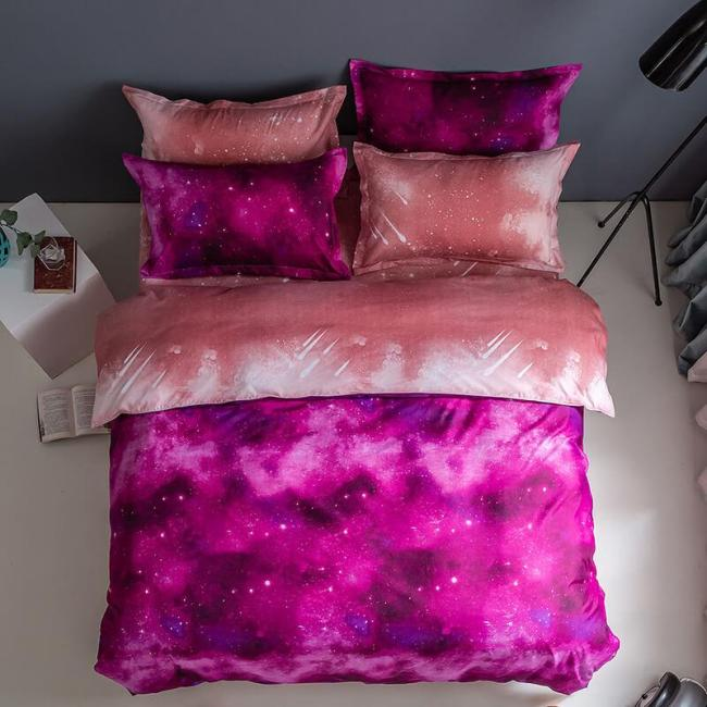 Galaxy Comforter Bedding Sets Duvet Covers Bed Sheets For All Seasons