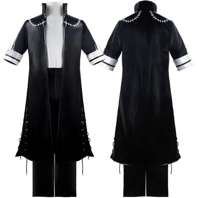 Halloween Party Cosplay Coustume Anime My Hero Academia Dabi Cosplay Costume Full Set Coat T-Shirt Pants Cosplay Costumes