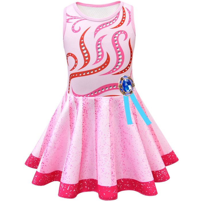 Baby Girl Dress Up Clothes Party Halloween Colsplay Fancy Nancy Costumes Princess Girls Clothing Dresses