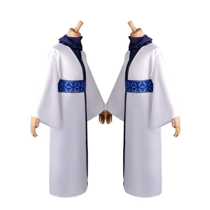 Anime Jujutsu Kaisen Ryomen Sukuna Kimono School Uniform Cosplay Costume