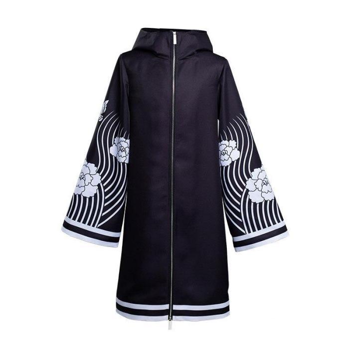 Anime Tokyo Revengers Senju Kawaragi Cosplay Costume Brahman Rindou Robe Cloak Outfits Halloween Carnival Suit