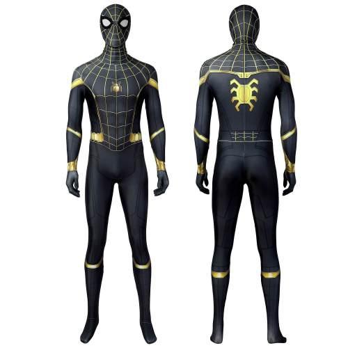 Spider-Man No Way Home Peter Parker Zentai Jumpsuit Cosplay Costume