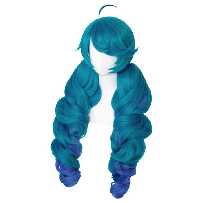 Lol Gwen Heat Resistant Synthetic Hair Carnival Halloween Party Props Cosplay Wig