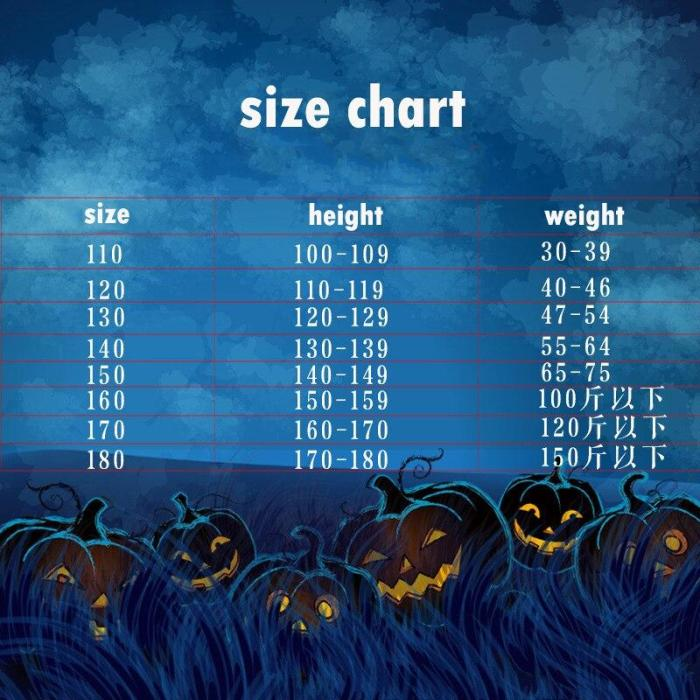Halloween Children Skeleton Skeleton Ghost Clothes Masquerade Costumes Halloween Horror Costumes For Men And Women