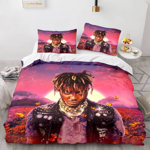 European American Stars Cosplay Bedding Sets Duvet Covers Bed Sheets