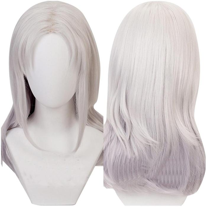 The Dragon Prince Rayla Heat Resistant Synthetic Hair Carnival Halloween Party Props Cosplay Wig
